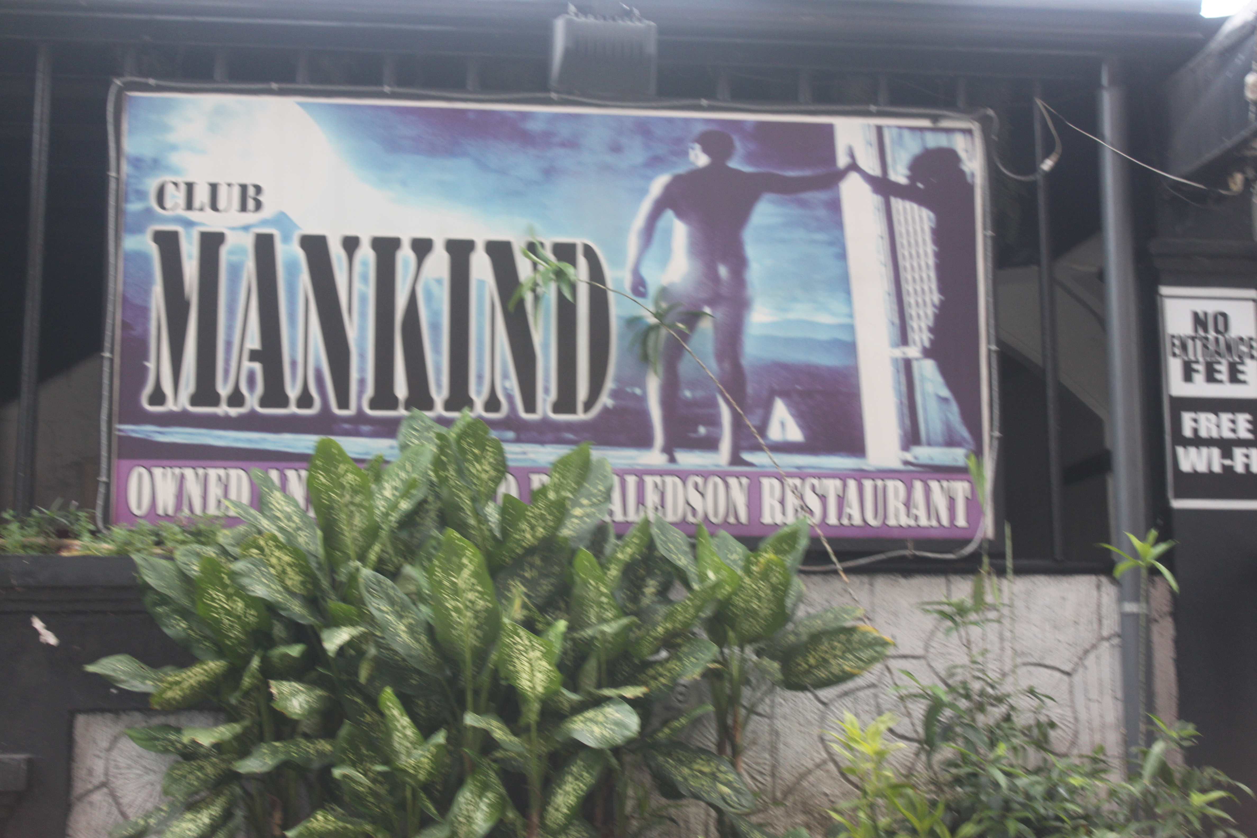 Club Mankind on Scout Rogelio Ybardolaza Street in Quezon City